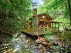Cottage on a Creek