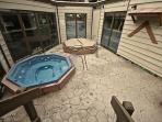 Park Place Hot Tub Breckenridge Lodging