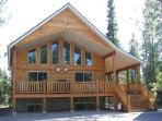 HUCKLEBERRY LODGE ~ 6 BEDROOMS