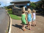 Enjoy the Maui Ocean Center, a world class aquarium