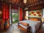 3 Bedroom breathtaking ricefield view near Ubud