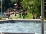Untersee Swimming Area with High Boards & lots more