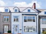 SUMMERBOURNE, pet friendly, luxury holiday cottage, with a garden in Rhosneigr, Ref 4279