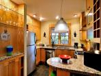Granite Counters, Stainless Appliances, and Designer Cabinets co