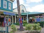 Charming beach town of Paia just a few minutes away from your rental