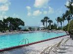 Largest oceanfront pool in Key West