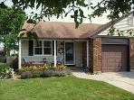 Picturesque House with 2 BR & 2 BA in Cape May (3356)