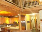 Ski Chalet at Big White steps from chair lift!!