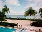 Another pool at Sundial, this is view from SeaBreeze Restaurant.