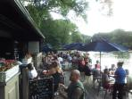 THE BOAT HOUSE IN CENTRAL PARK WALKING DISTANCE