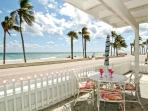 Ocean Front House 5 bed 5 bath Pool  on the Sand/Brodwalk Hollywood Beach