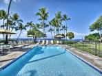 Kona Isle B8 Spectacularly Renovated Groundfloor Condo in Oceanfront Complex!