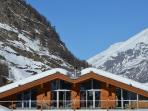 Lodge - Large Penthouse,Matterhorn View,Sauna