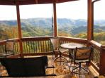 AMAZING VIEWS & PRIVACY:  The CABIN at KILKELLYS