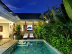 Villa Empat 2 bedroom with private pool