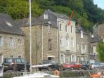 Charming 2 bedroom apartment in Dinan (B006)