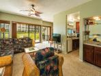 Free Car* with Poipu Sands 417 - 2 bedroom/2 bath, first floor unit only 100 yds from Shipwreck Beach