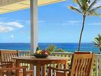 Free Car* with Poipu Sands 427 - Luxury 2 bedroom/2 bath condo with ocean views. Steps to Shipwreck Beach