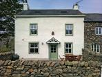 LOW SCATHWAITE, family friendly, luxury holiday cottage, with a garden in Greenodd, Ref 4475