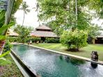 Villa Kelapa - 3 private Balinese villas in tropical garden with private cook