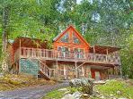 #1 NATURE'S HAVEN LOG CABIN,20%OFF RATES