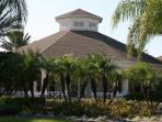 Luxury 3 Bedroom Condo at Windsor Palms Resort with a Pool and Balcony