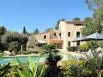Les Magnanarelles, Spacious 3/4 bedrooms, villa