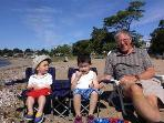 Papa and grands