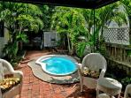 'TOBAGO GRANDE' Monthly Rental Home w/ Private Pool Just 1 Block To Duval