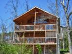 Large Mountain Cabin on Bluff Mountain, Just Outside Pigeon Forge!