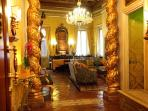 Pope Peretti Palace- Papal Suites