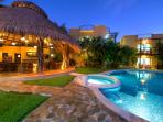 Main Palapa & Casita Pool