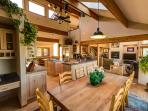 Spacious, Open Floor Plan is Great for Entertaining!
