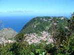 Windwardside, Saba
