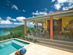 Tara - Beautiful villa in tranquil neighborhood with pool & lovely sea views