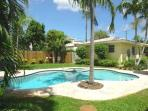 Private Deco Pool Home in Historic Hollywood, Fla.
