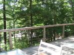 The Tree House - Deck