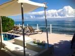 Oceanfront Private Villa Rated Top 2 with Chef !