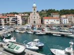 Stylish Apartment in Port-Vendres (South France)