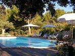 Mas la Monaque, Provence, Superb 5 Bedroom Villa with Grill and Fireplace