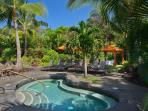 Two whirlpools at the Ho\'olei pool area are provided for your enjoyment