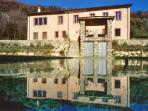 Beautiful Villa with Guest House and Pool Near Lucca - Villa La Cappella