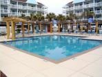 Beautiful condo with immediate beach access and great views!