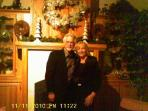 Mark and Peggy, Owners Call us to Reserve your Vacation now, 719-689-2316