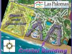 Oceanfront Cristal Buiding, centrally located