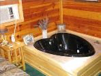 Heart Shaped Jetted Tub