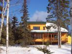 Lutsen's cutest rental - 1 mile from the ski hills