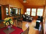 Wow House Sunroom, with full Bar Service