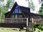 2 Bedroom Cabin North of Ely in the Woods
