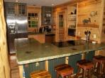 Heavenly 7- Fully equipped kitchen with everything you need.